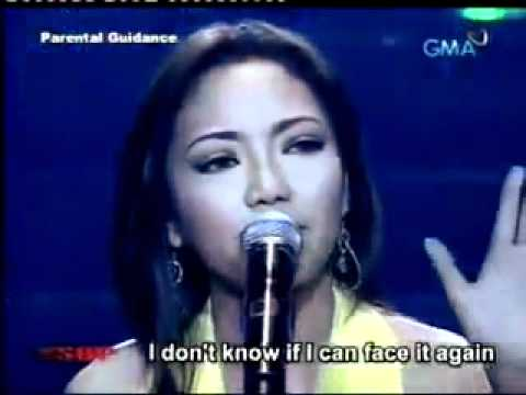 Jonalyn Viray - I Wanna Know What Love Is + A5 And Whistle Register video