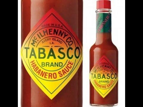 Sauce Tabasco Habanero Tabasco Habanero Sauce Review