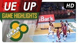 UE vs. UP | Game Highlights | UAAP 80 Men's Basketball | Sept. 17, 2017