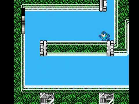 Mega Man 3 - Mega Man 3 Preview - User video