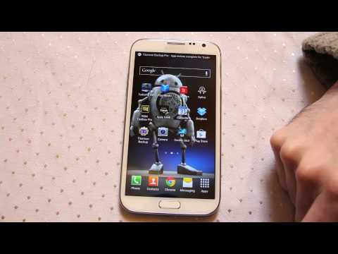 Titanium Backup Root Android Samsung Galaxy Note 2 or S3 - Androidizen