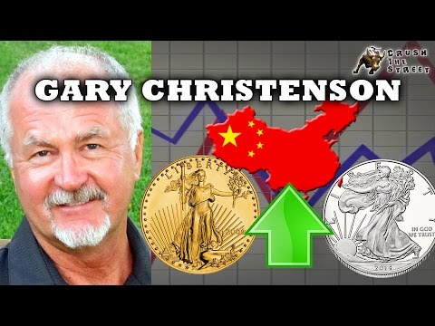 China & East Will Take Control of Gold Price to End west's Manipulation - Gary Christenson Interview