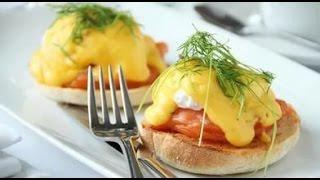 Яйца Бенедикт - завтрак по-французски рецепт от шеф-повара / Илья Лазерсон / французская кухня