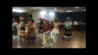 The Calypso Dance - In Line Boots Dancers 20.8.2011