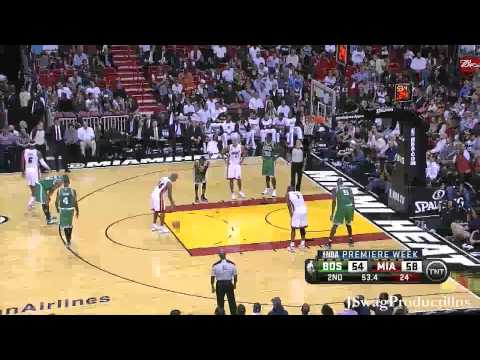 HD - Boston Celtics vs Miami Heat - Ray Allen Debut 10.30.2012