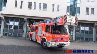 [Alarmstufenerhöhung von Brand1 auf Brand3] Löschzug BF Stuttgart FW2