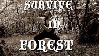 Black Metal tips for surviving in Forest