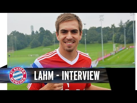 Philipp Lahm - national team, goals with FCB