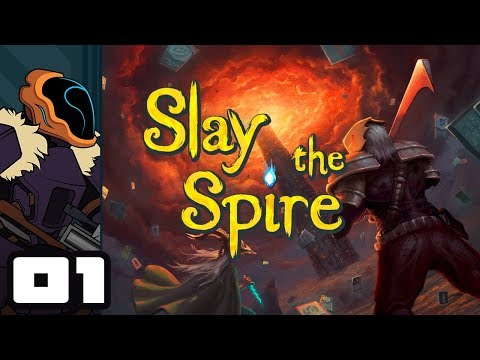 Let's Play Slay The Spire - PC Gameplay Part 1 - This Game Is Really Fun!