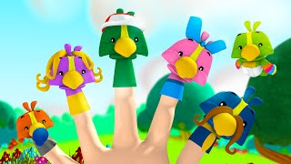 finger family | nursery rhyme | kids songs | english rhymes for kids