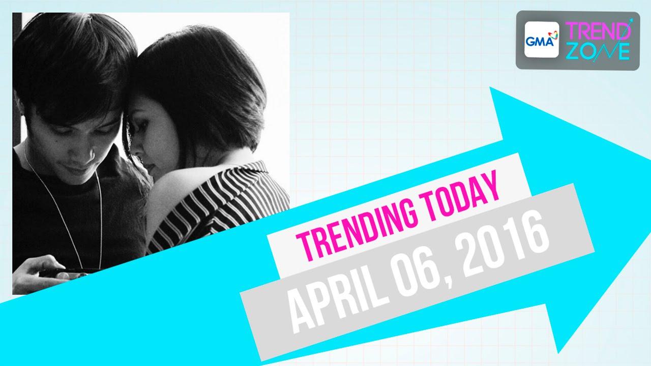 Trendzone - April 6, 2016
