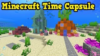 Minecraft 2020 Time Capsule - Big Predictions