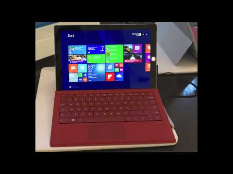 Microsoft Surface Pro 3 First Look Review