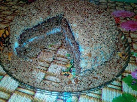 Торт Медовый бисквит в мультиварке,легко и просто Удивите родных и близких