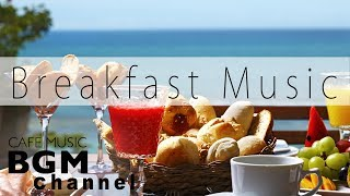 Morning Jazz Mix - Smooth Jazz - Relaxing Bossa Nova - Breakfast Music