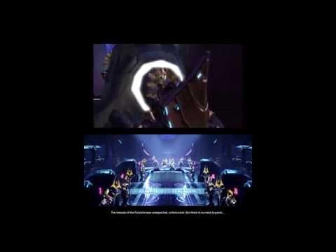 Halo 2 Anniversary Gravemind Comparison Halo 2 vs Halo 2 Anniversary