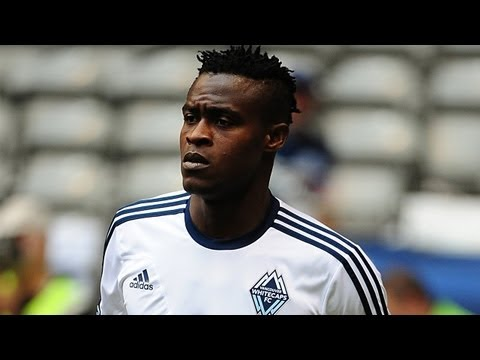 GOAL: Gershon Koffie curbs the ball in | Vancouver Whitecaps vs Portland Timbers