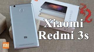 XIAOMI REDMI 3S//Распаковка и сравнение с Redmi 3