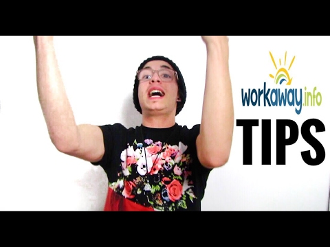TOP 10 MOST IMPORTANT WORKAWAY TIPS!
