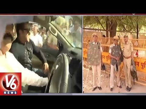 Jodhpur Court To Announce Salman Khan's Blackbuck Poaching Case Verdict Today | V6 News