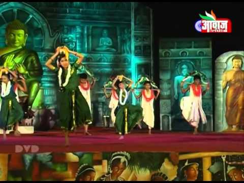 Buddha Festival 2014 Folk Dance Tamil Kawadi