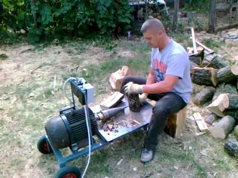 Cepac za drva ;)