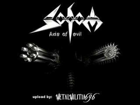 Sodom - Axis Of Evil