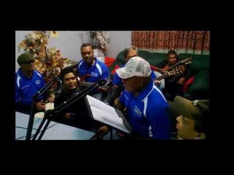 SFMA sings indian song o mere dil ke chain