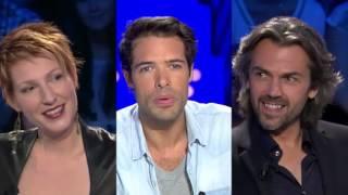 Nicolas Bedos sur Polony & Caron : 4ème chronique On n'est pas couché - 26 octobre 2013 #ONPC