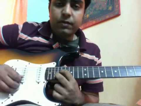 Woh Lamhe  (Jal) Original version complete Guitar lesson