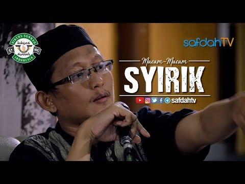Dauroh Bikers Sunnah II Ke-2: Macam-macam Syirik - Ustadz Badru Salam, Lc