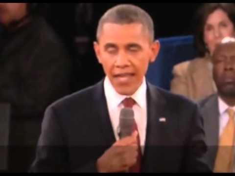 President Obama Bitchslaps mitt romney on Libya Lie - Second Presidential Debate October 16, 2012