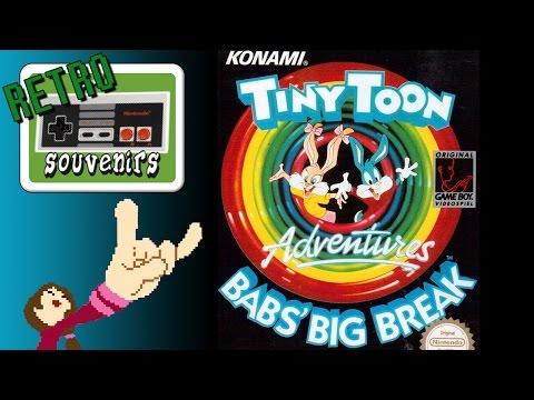[rétrosouvenirs] Tiny Toon Adventures - Synea La Pro De La Plate-forme... Ou Pas ! video