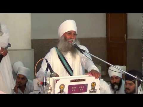 Sant Baba Saroop Singh Ji ( G Santsar Sahib Sec 38 Chd ) - Part 1 video