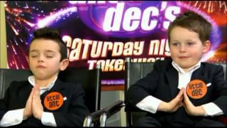 Little Ant & Dec Interview Russell Brand (Ant & Dec