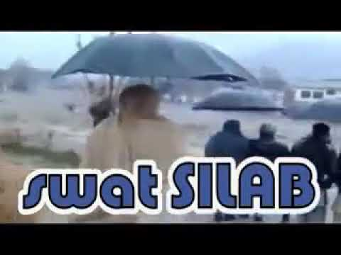 Swat Flood Selab New Video.flv video