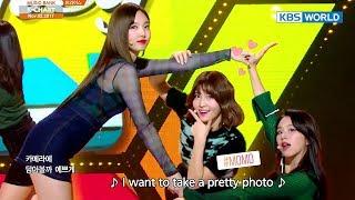 TWICE (트와이스) - LIKEY [Music Bank COMEBACK / 2017.11.03]