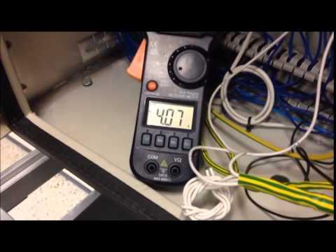Hvordan måler man strøm