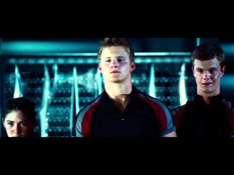 The Hunger Games Official Movie Trailer [HD]