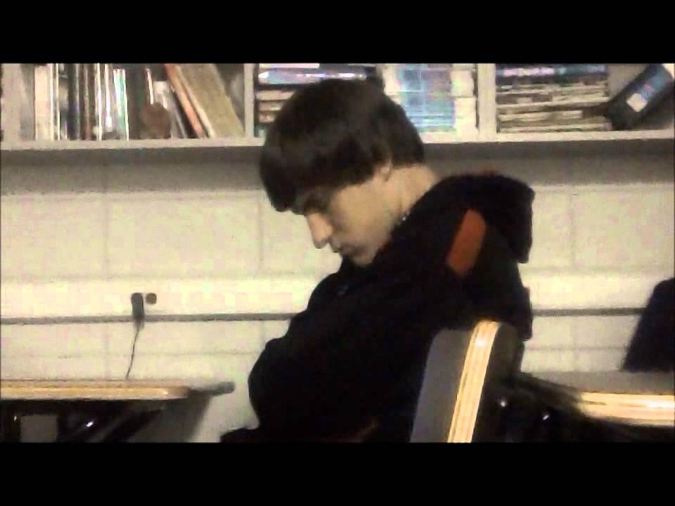 Kids Classes Kid Falling Asleep in Class