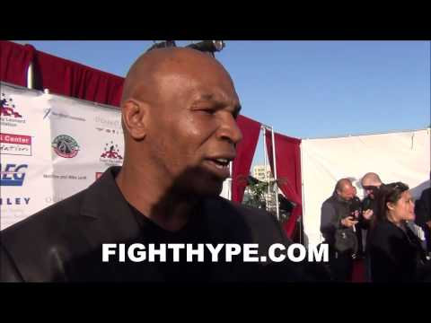 MIKE TYSON FAVORS BERMANE STIVERNE OVER DEONTAY WILDER HES FOUGHT BETTER COMPETITION