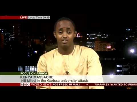 BBC World News - Osman on Focus on Africa