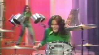 Karen Carpenter Drum Solo - 1976 First Television Special