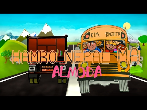HAMRO NEPAL MA (Parody)   ALMODA