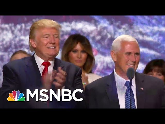 Mike Pence Not Without Options To Pay Legal Defense Bills  Rachel Maddow  MSNBC
