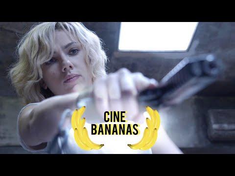CineBananas - Reseña de Lucy