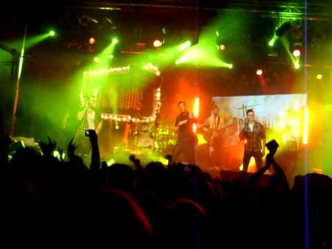 The Baseballs - Hot 'n' Cold.AVI