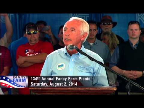 Fancy Farm 2014 - Gov. Steve Beshear (D) Speech - 8/2/2014