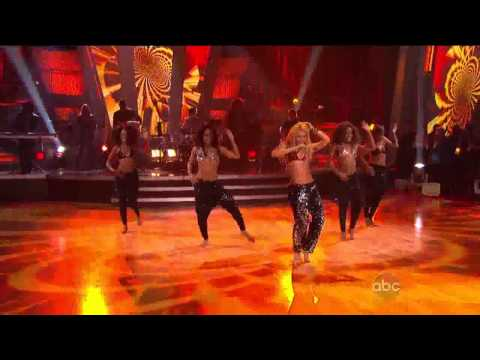 Shakira - Loca [dancing With The Stars 2010] Hd video