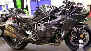 2018 Kawasaki Ninja H2 Complete Accs Series Lookaround Le Moto Around The World